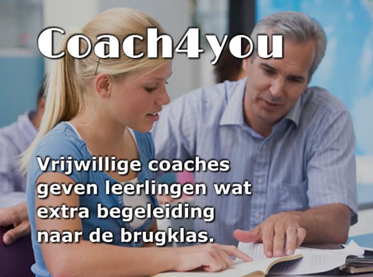 Coaching voor brugklas leerlingen