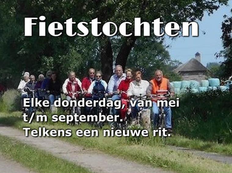 Fietstochten rond Deventer